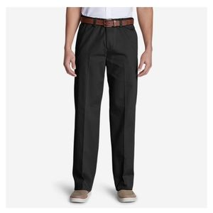 Eddie Bauer Relaxed Fit Chinos Size 38 Tall NWT